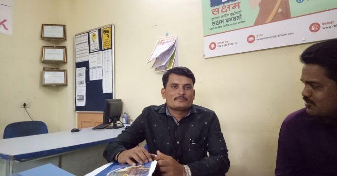 Dattatray Jadhav - Sub-K Employee