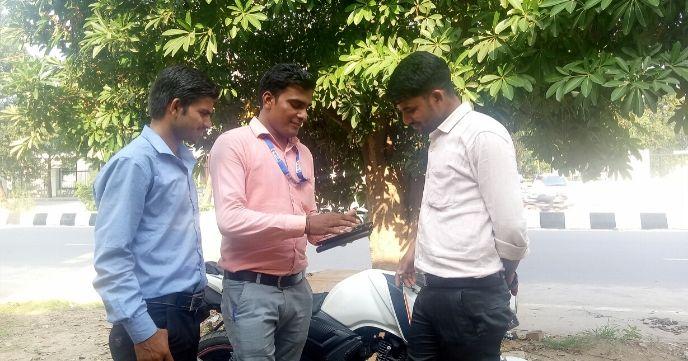Kanhaiya Kumar Prajapati - Sub-K Employee